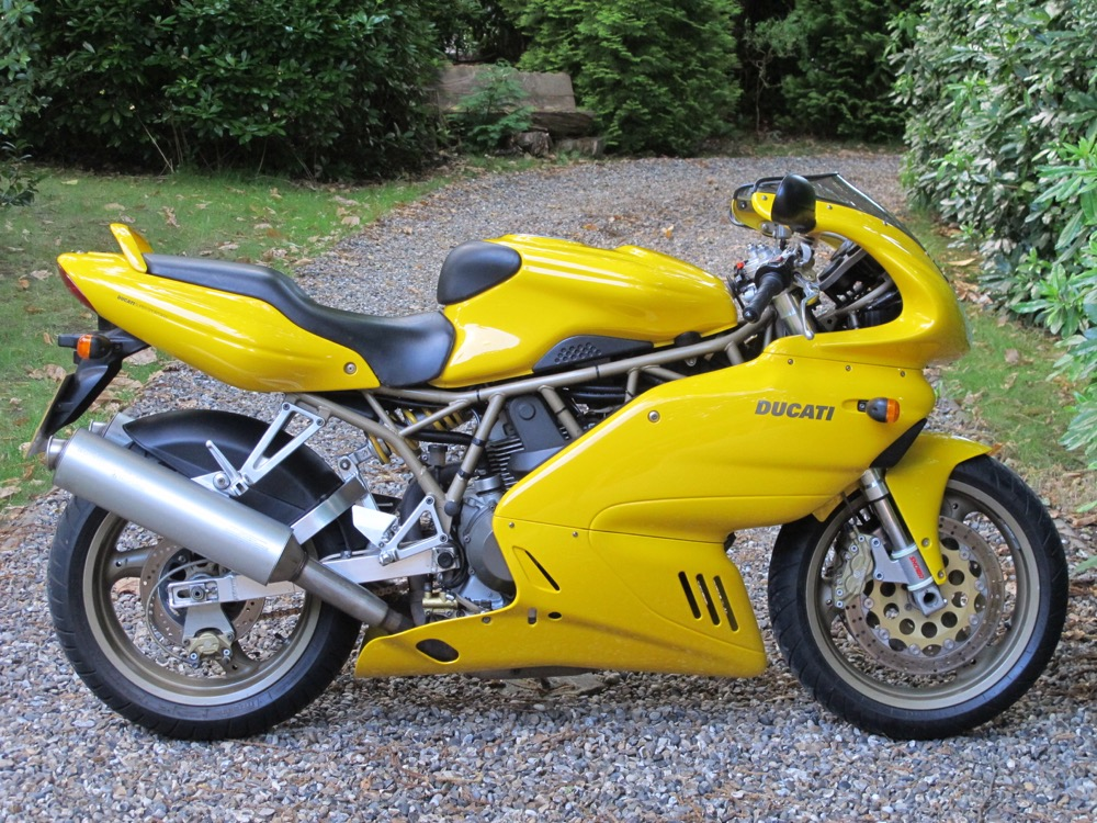 Ducati Monster Ie For Sale Uk