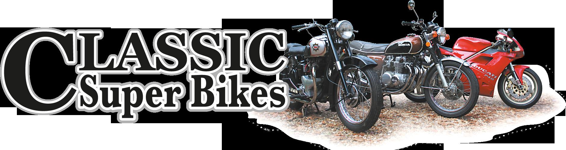 Classic Super Bikes Logo
