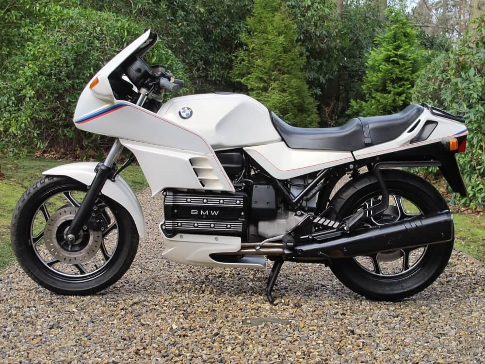 Bmw K100 Rs Classic Super Bikesclassic Super Bikes